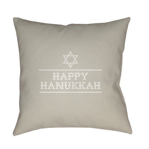 "Happy Hannukah II JOY-010 18"" x 18"""