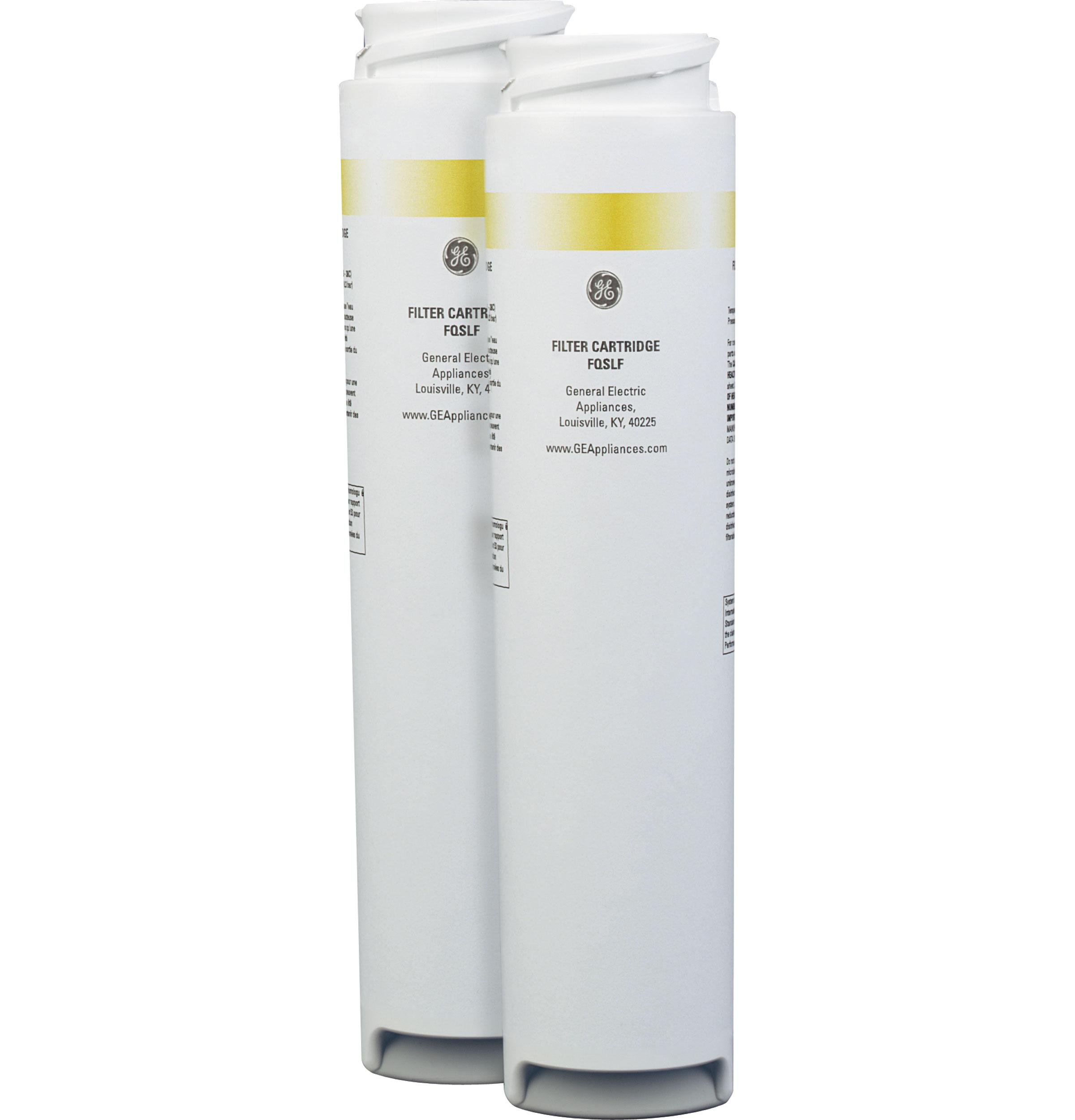 GEDual Stage Drinking Water Replacement Filters