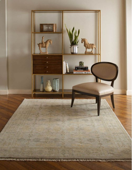 Park Lane Silver Hand Knotted Rugs