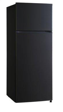 7.1 Cu. Ft. Top Mount Refrigerator, Black