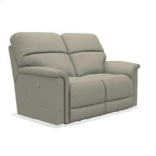 Oscar Power Reclining Loveseat w/ Headrest