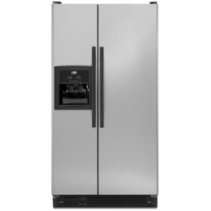Estate(TS25CGXTD) - 25 cu. ft. Side-by-Side Refrigerator