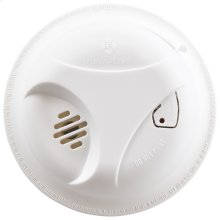 Ionization Smoke Alarm with Long-Life Lithium Battery