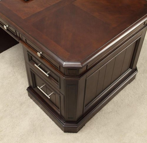 Executive Left Desk Pedestal