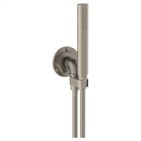 """Wall Mounted Hand Shower Set With Slim Hand Shower and 69"""" Hose"""