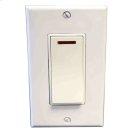 Pilot Light Switch - Almond Product Image