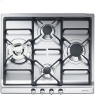 """60CM (approx. 24"""") """"Classic"""" Gas Cooktop Stainless Steel Product Image"""