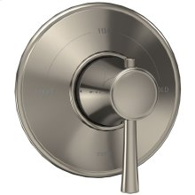 Silas™ Thermostatic Mixing Valve Trim - Brushed Nickel