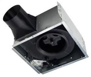 InVent Series Single-Speed Fan Light 80 CFM 1.0 Sones