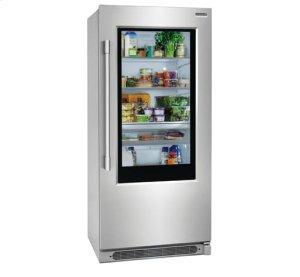 Frigidaire Professional 19 Cu. Ft. Glass Door All Refrigerator