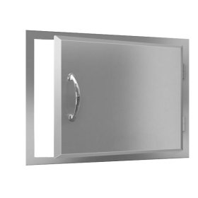 Agape Stainless Horizontal Door - ADH1