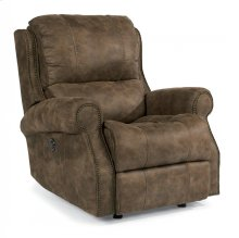 Miles Fabric Power Gliding Recliner