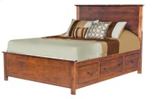 Heritage Storage Bed