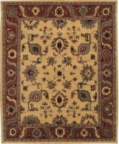 TAHOE TA08 GOLD RECTANGLE RUG 3'9'' x 5'9''