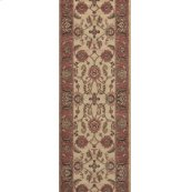 Agra Ivory ContinuousRunner 2ft 6in X 0in