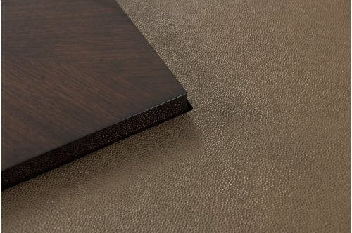 Manchester Cocktail Table III - Walnut & Shagreen