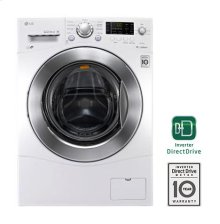 """2.3 cu. ft. Large Capacity 24"""" Compact Front Load Washer"""
