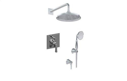 Full Pressure Balancing System - Tub & Shower (Rough & Trim)