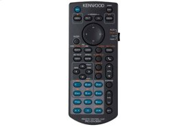 Optional remote control for multimedia and navigation receivers *For more information