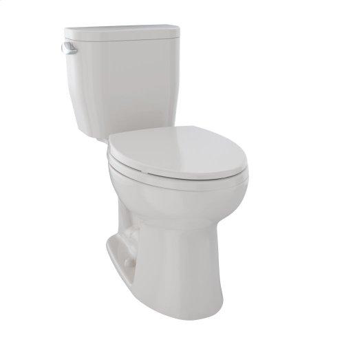Entrada Close Coupled Elongated Toilet 1.28GPF - Sedona Beige