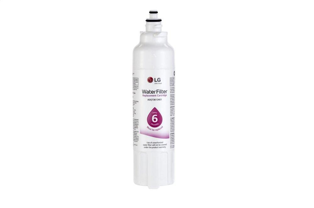 LG Appliances6 Month / 200 Gallon Capacity Replacement Refrigerator Water Filter (Adq73613401)