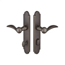 """Arched Style 2""""x 10"""" Keyed 3-5/8"""" Center to Center"""