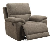 Emerald Home Sway Swivel Glider Recliner Brown U7098-04-05