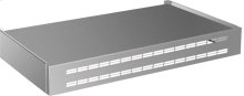 Undermount recirculation cover 30'' Stainless steel