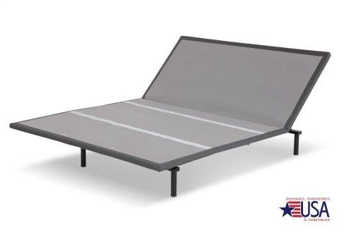 Bas-X 2.0 Adjustable Bed Base Split King
