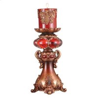 CANDLE HOLDER (CANDLES INCLUDED) Product Image
