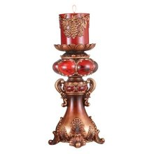 CANDLE HOLDER (CANDLES INCLUDED)