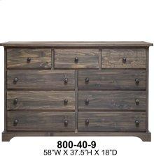 Wide Dressers