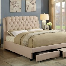 Cm7153q In By Furniture Of America Simi Valley And Ventura Ca Queen Size Graffias Bed