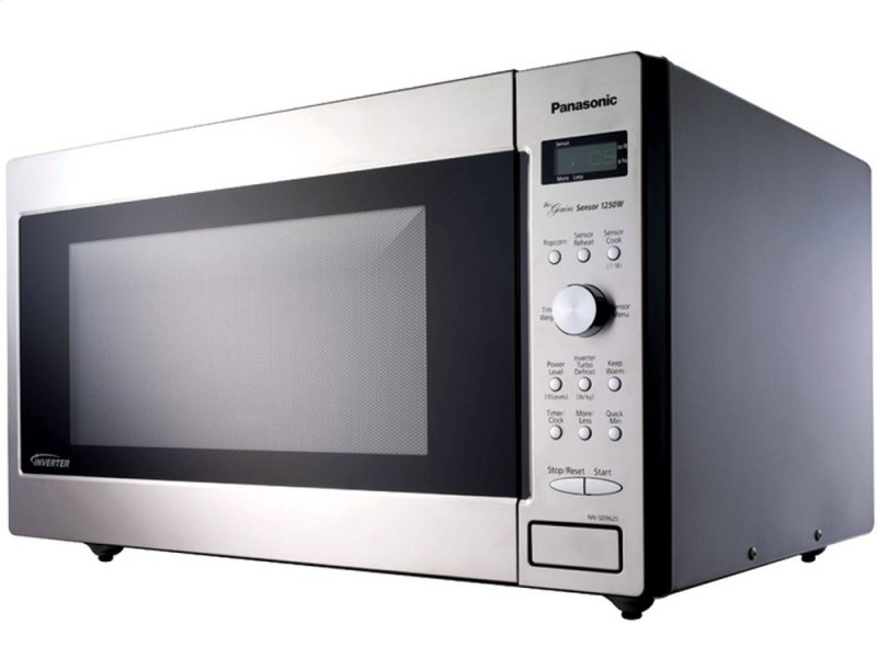 Nnsd962s In By Panasonic Geneva Mn 2 Cu Ft Built Countertop Microwave Oven With Inverter Technology Stainless Steel Nn Sd962s