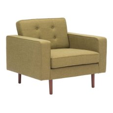 Puget Arm Chair Green Product Image