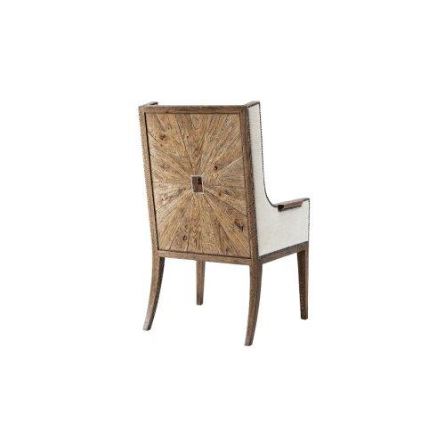 Aston II Dining Chair, Echo Oak - Light Echo Oak