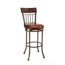 Montero Swivel Counter Stool