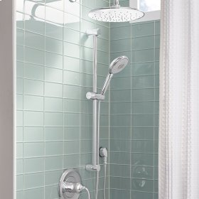 30 Inch Round Shower Slide Bar  American Standard - Polished Nickel