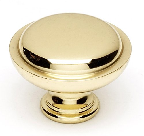 Knobs A1145 - Polished Brass