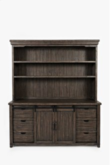 Madison County Server Hutch - Barndoor