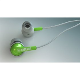 EPH-C200 Green In-ear Headphones