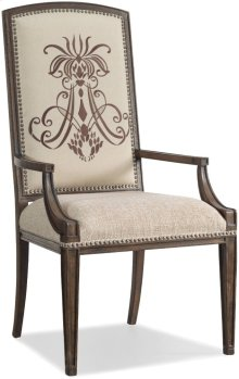 Rhapsody Insignia Arm Chair