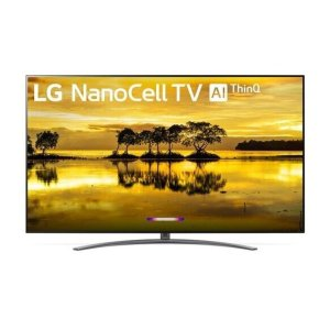 LG AppliancesLG Nano 9 Series 4K 86 inch Class Smart UHD NanoCell TV w/ AI ThinQ(R) (85.6'' Diag)