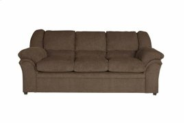 Sofa - Chocolate Chenille Finish