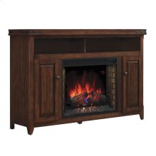 Mayfield TV Stand with Electric Fireplace