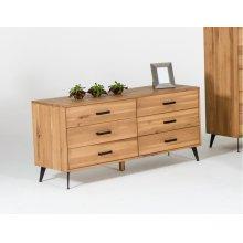 Nova Domus Alan Modern Drift Oak Dresser