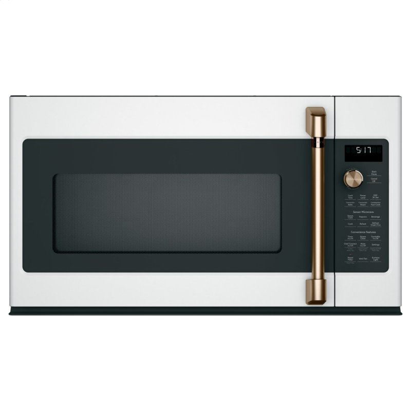 CVM517P4MW2 Cafe 1.7 Cu. Ft. Convection Over-the-Range