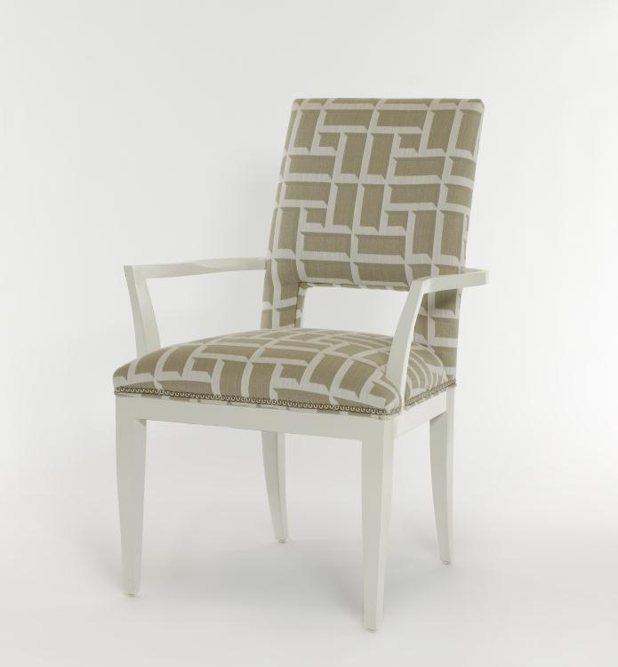 ... Additional Hurst Arm Chair. Century Furniture Logo