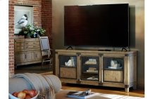 Metalworks Entertainment Console