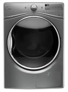 7.4 cu. ft. Ventless Heat Pump Dryer with Closet-Depth Fit* Product Image